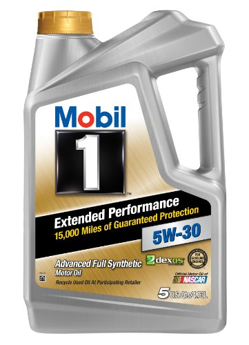 Mobil 1 (120766) Extended Performance 5W-30 Motor Oil