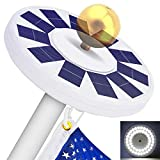 Solar Flagpole Lights