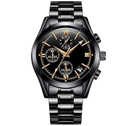 Voigoo Uhrmens Top Luxuxmarken Sport Military Uhr-Mode-Quarz-Taktgeber-Geschäft wasserdichte Mann-Uhren Relogio Masculion