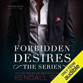 Page de couverture de Forbidden Desires: The Complete Series