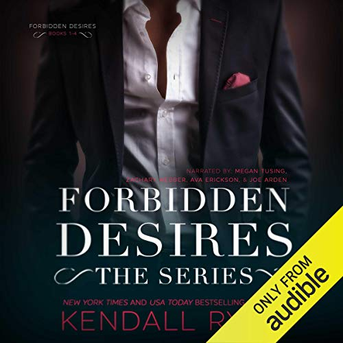 Forbidden Desires: The Complete Series audiobook cover art