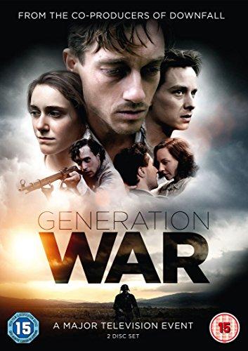 Generation War (2 Dvd) [Edizione: Regno Unito] [Edizione: Regno Unito]
