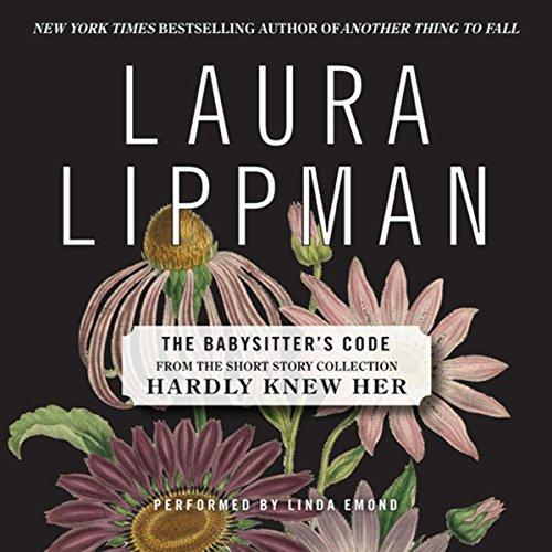 The Babysitter's Code audiobook cover art