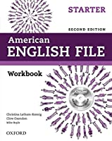 American English File 2/E Starter Work Book with Key i