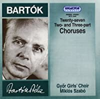 Twenty-Seven Two- & Three-Part Choruses