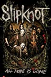 1art1 48541 Slipknot - All Hope Is Gone Poster 91 x 61 cm