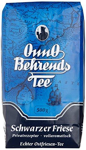 Onno Behrends Tee Schwarzer Friese, 1er Pack (1 x 500 g Packung)