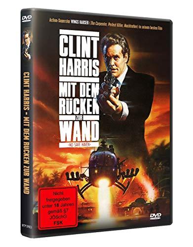 Clint Harris - Mit dem Rücken zur Wand