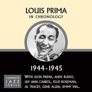 Complete Jazz Series 1944 - 1945