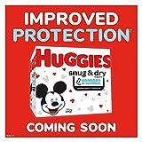 Huggies Snug & Dry Baby Diapers, Size 2, 180 Ct