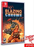 Blazing Chrome for Nintendo Switch (Limited Run Games #48)