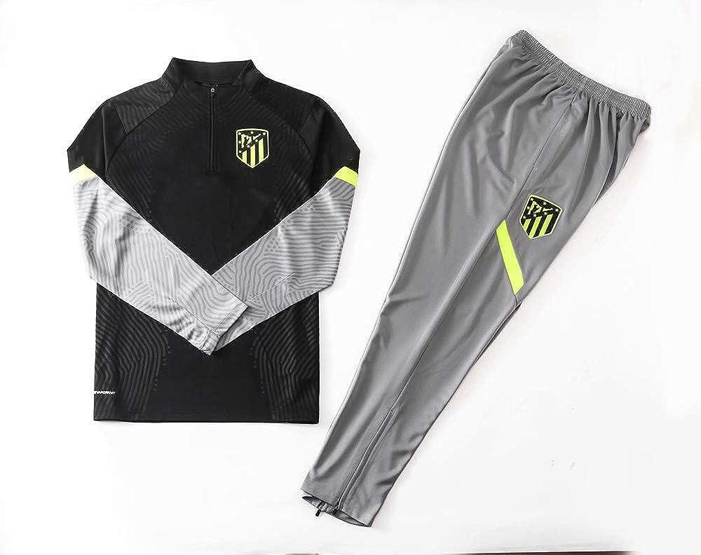 zhaojiexiaodian Sweat-shirts /à manches longues pour hommes uniformes dentra/înement uniformes de comp/étition uniformes de football et vestes de jogging