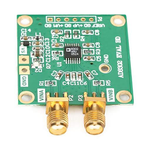 Detección de fase, LF-2.7G AD8302 RF/IF 50Ω 3.3V-5V Módulo detector de fase RF, electrónico para medición de pérdida de retorno/Vswr Linealización de Rf/If Pa