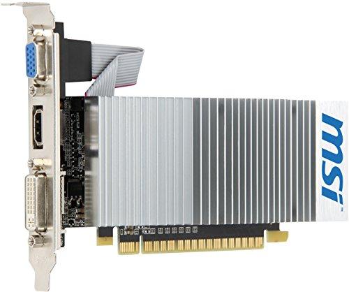 MSI N210-1GD3H/LP Tarjeta gráfica con GeForce 210 (gddr3, PCI Express...