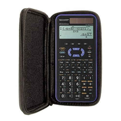 Schutztasche für Taschenrechner von Sharp, für Modell: EL W531XG