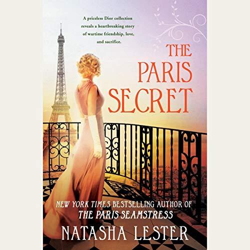 The Paris Secret audiobook cover art