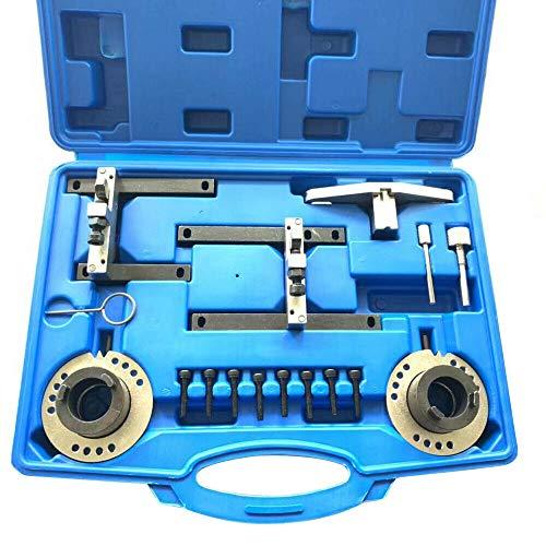 LianDu Motorsteuerwerkzeug, Zahnriemenwerkzeug Nockenwellenausrichtung Verriegelungssteuerwerkzeug Motoreinstellwerkzeug für Ford 1.0 EcoBoost ECOnetic SCTi VCT-Werkzeug