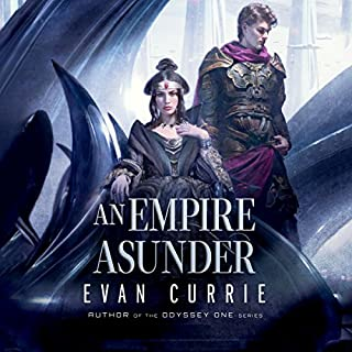 An Empire Asunder     The Scourwind Legacy, Book 2              Written by:                                                                                                                                 Evan Currie                               Narrated by:                                                                                                                                 Deric McNish                      Length: 10 hrs and 31 mins     Not rated yet     Overall 0.0