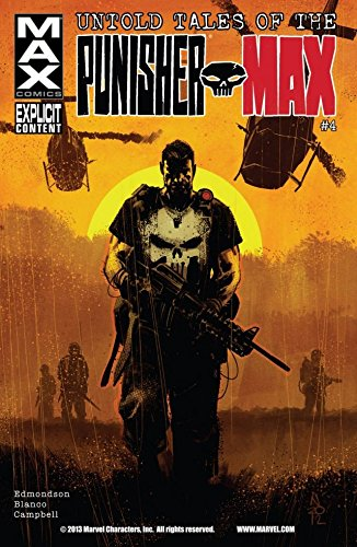 Download Untold Tales of Punisher Max #4 (of 5) (English Edition) B00ZO98GZ8