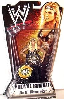 WWE Royal Rumble Series Beth Phoenix 1/1000 Chase Belt Variant Figure