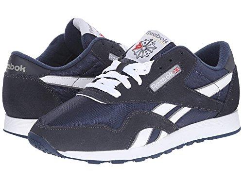 Reebok Classic - Zapatillas de Nylon de caña baja para hombre,...