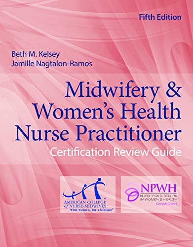 51lTRhP8LrL - Midwifery & Women's Health Nurse Practitioner Certification Review Guide