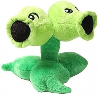 Toyswill® Plants Vs Zombies 2 Series Plush Toy Split Pea 14cm 6