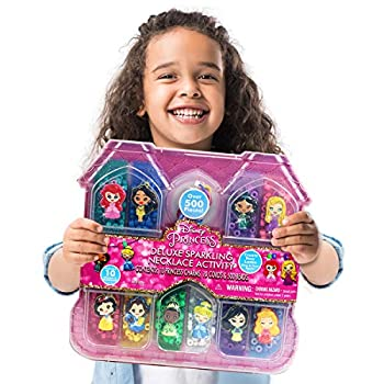 Tara Toys Deluxe Princess Necklace Activity Set - Amazon Exclusive  95325