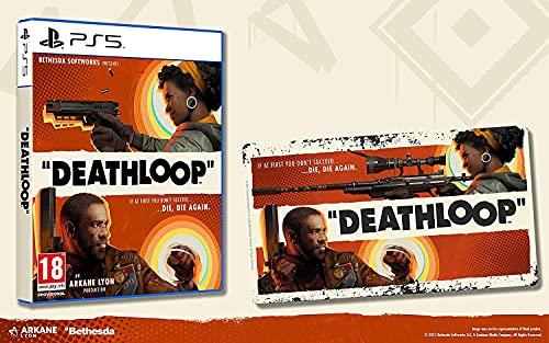 Deathloop Metal Plate Edition (PS5)