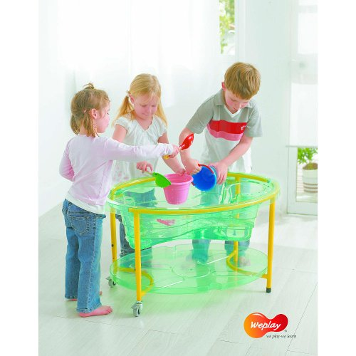Weplay Sand and Water Table, Clear