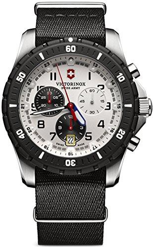 Victorinox maverick orologio Uomo Analogico Al quarzo con cinturino in...