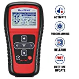 Arozk TPMS Relearn Tool for GM Tire Pressure Monitor System Sensor Programming Training Activation Tool OEC-T5 GL-50448 Auto Reset Tool for GM Series Vehicles 2006-2020