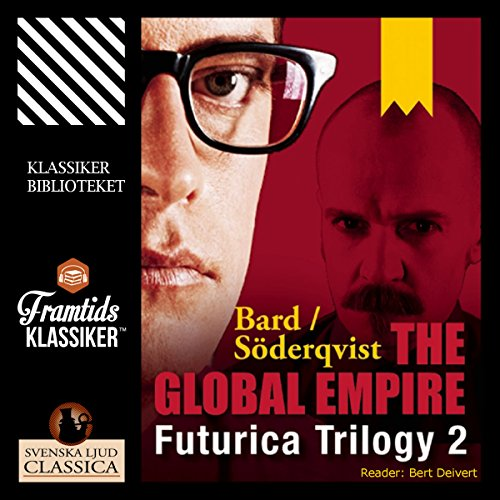 The Global Empire audiobook cover art