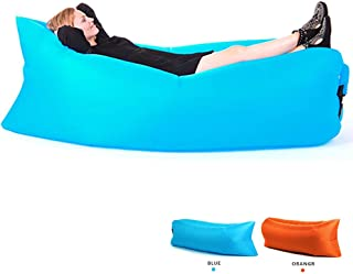 Aukor Inflatable Lounger Air Sofa Hammock-Portable,Water Proof& Anti-Air Leaking Design-Ideal Couch for Backyard Lakeside ...