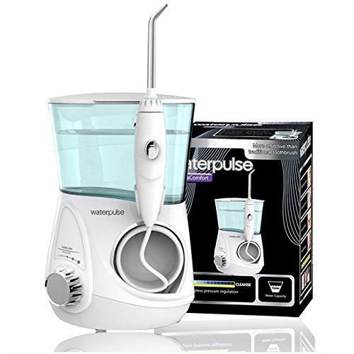 Inovey Waterpulse 100-240V Elektrischer Zahn Wasser Flosser Imprägnieren Mundspülung Dental Hygiene Zahnärztliche Zahnpflege