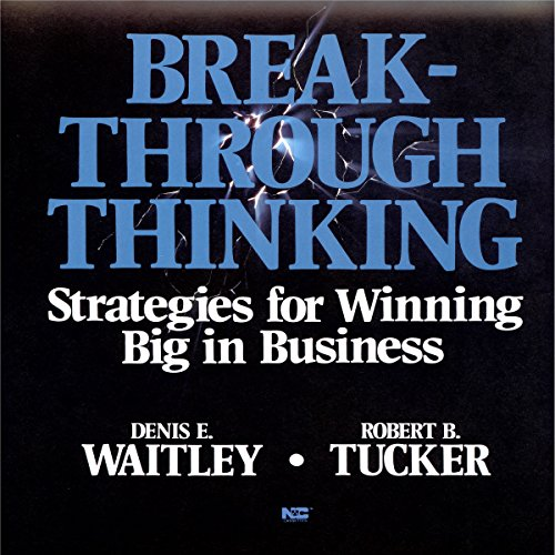 Couverture de Breakthrough Thinking