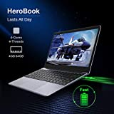 Compare technical specifications of CHUWI HEROBOOK