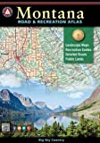 Montana Road & Recreation Atlas (Benchmark)