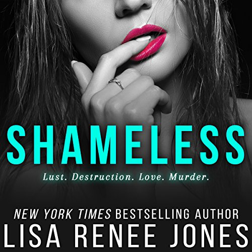 Shameless cover art
