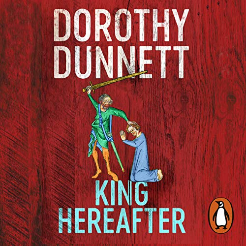 King Hereafter audiobook cover art