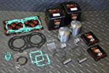 Vito's Performance Super Stock Banshee Pistons And Gasket Kit 8Hp Over Stock