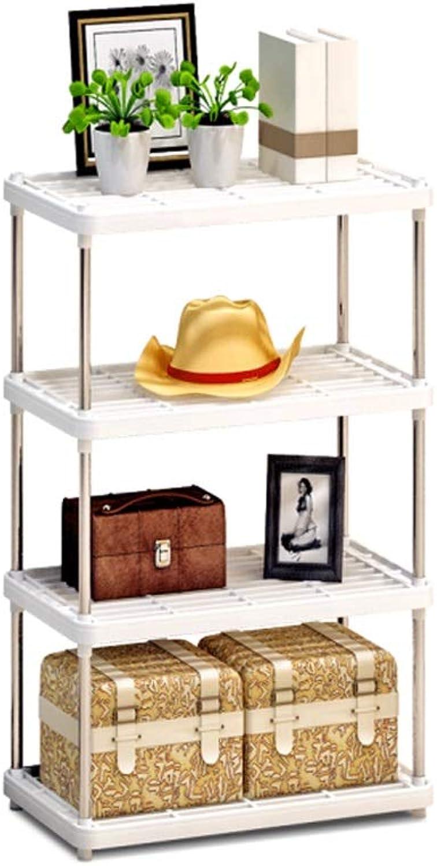 Shelf, Home Floor Storage Storage Rack Living Room Kitchen Multi-Function Shelf