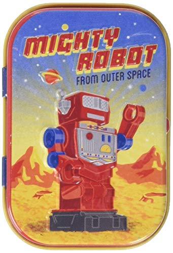 Nostalgic-Art 81319, Retro Wave, Mighty Robot, Pillendose