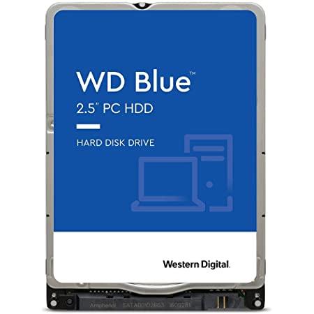 Western Digital HDD 2TB WD Blue PC 2.5インチ 内蔵HDD WD20SPZX