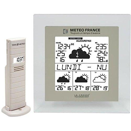 La Crosse Technology Station météo, 160 x 33,7 x 160 mm