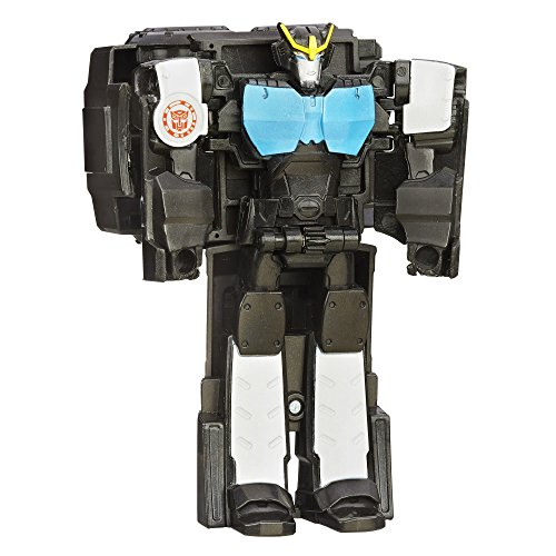 Transformers Robots in Disguise 1-Step Changers Patrol Mode Strongarm Figure