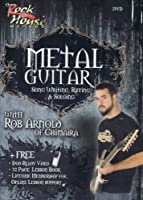 Metal Guitar Writing Riffing & Soloing [DVD] [Import]