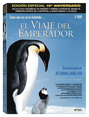 El Viaje Del Emperador - Edición 10º Aniversario [DVD]
