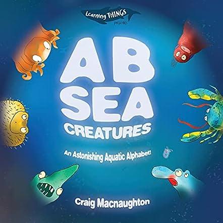A B Sea Creatures