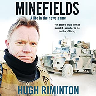 Minefields cover art